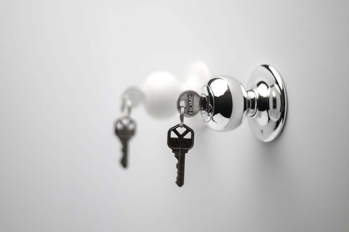 Doorknob - Mean Design Studio