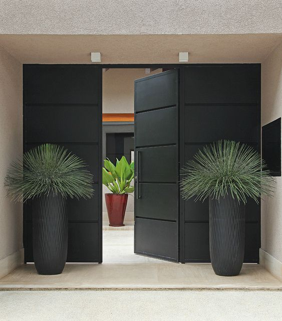 main entrance door design dubai  | 563 x 640