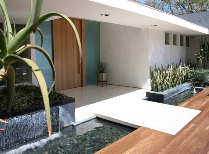 Home entrance designs which will take your breath away for Take door designs